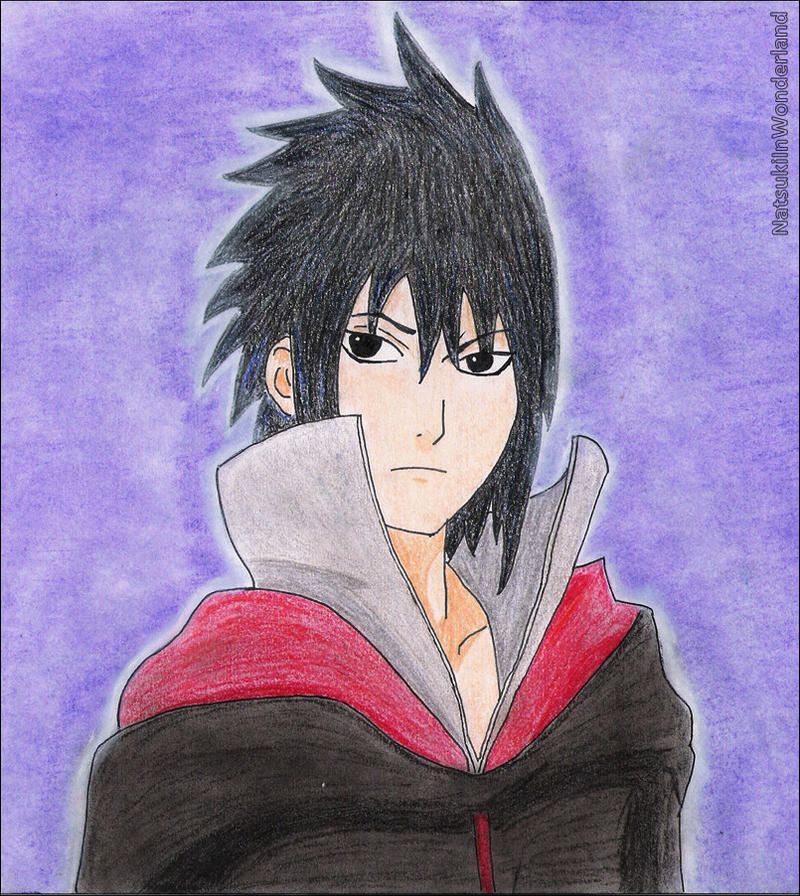 Sasuke -TAKA- by NatsukiInWonderland