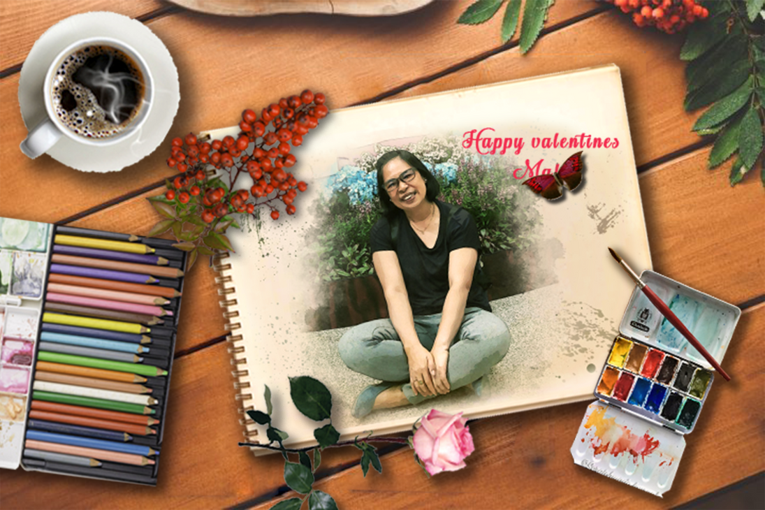 Happy Valentines Day Mom by SoyDev08