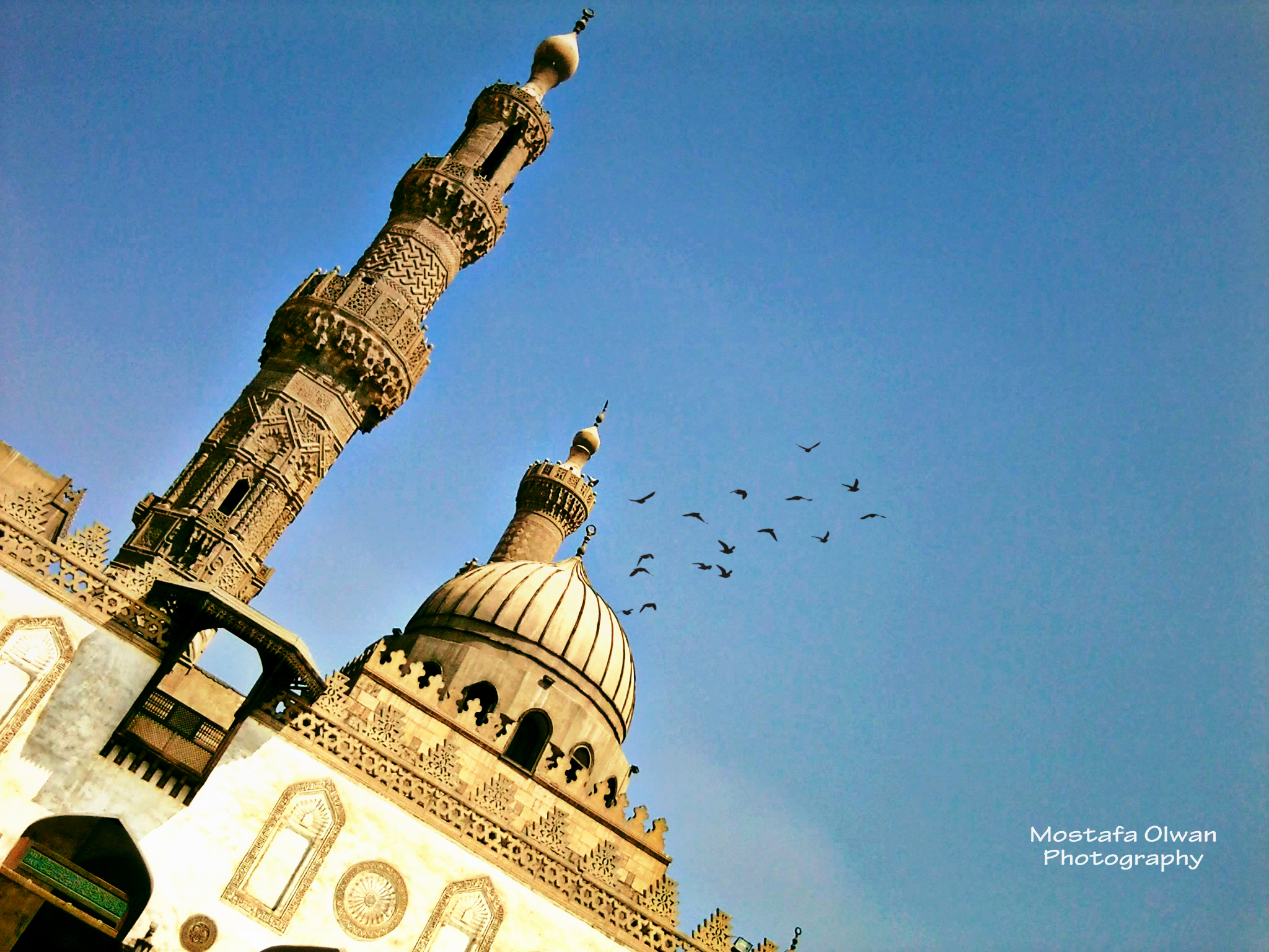 Al-Azhar Mosque by Olwant