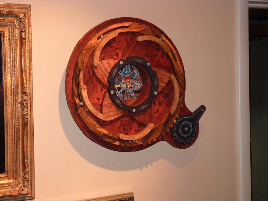 Papercraft iris model by zandere123