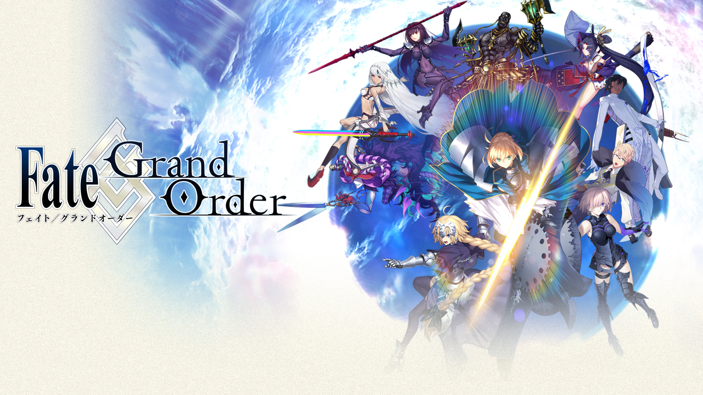 Fate Grand Order Wallpaper By Ab 77 On Deviantart