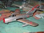 Model MiG-15
