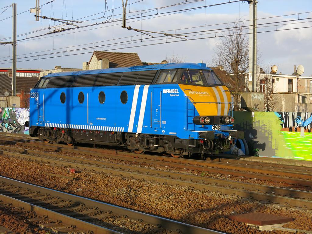 Antwerp B 061213 - HLD 62 6283 - Blue 62
