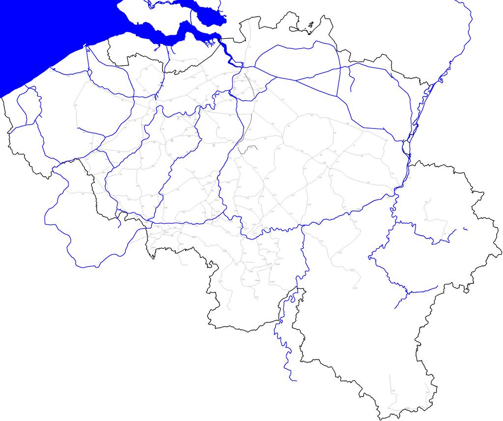 Historic Belgian Railway Services August 1940 by kanyiko on – Belgium Railway Map