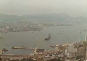 Hong Kong, November 1975