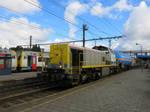 Lier 080316 HLD 77 7722 on short freight