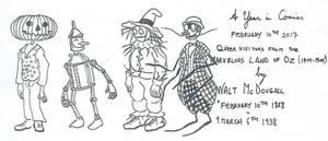 February 10th - Marvelous Land of Oz