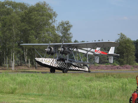 Zoersel 200811 Sikorsky S-38B Osa's Ark