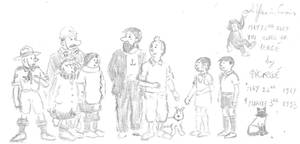 May 22nd - The World of Herge