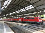 Aachen HBF 070817 DB 111 149-1 on RE4