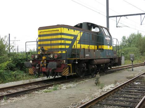 Antwerp N 160917 HLR 7401 Polka