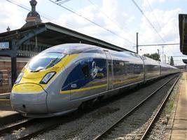 Schaarbeek 170917 Eurostar e320 4029+4030 by kanyiko