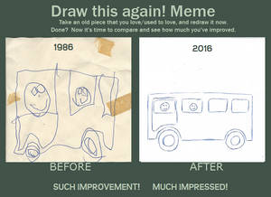 Draw This Again! - The Bus