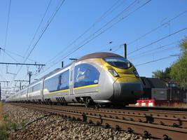 Berchem 290618 Eurostar e320 4026+4025 on EUR9157 by kanyiko