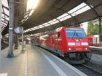 Aachen HBF 020818 DB Regio 146275 on RE1 10137