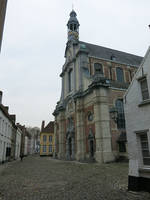 Saint Margaritha Church in the Lier Beguinage by kanyiko