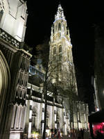 Antwerp By Night by kanyiko