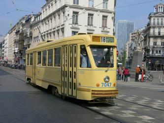 Tram 7047 by kanyiko