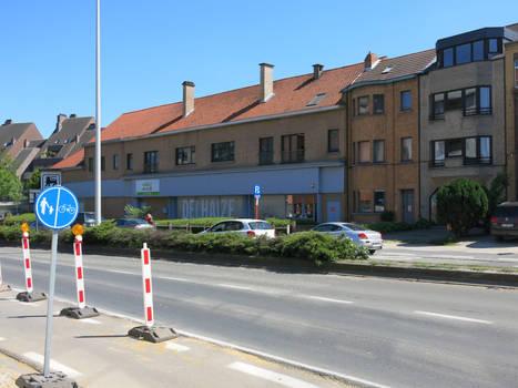 Delhaize supermarket, Aalst