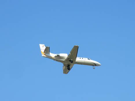 Tyrol Air Ambulance Cessna 550 Citation D-CHZF