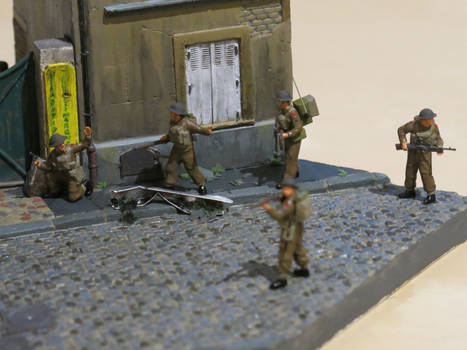 WIP - Clearing Falaise - Allies