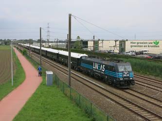 Duffel 240621 Venice-Simplon-Orient-Express