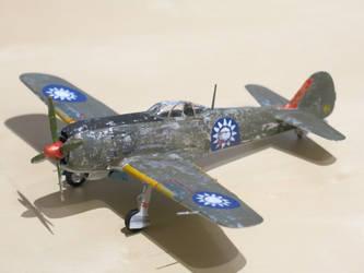 Nakajima Ki-84-I Hayate ROCAF