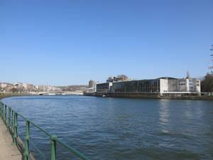 Liege 240221 - Palais des Congres