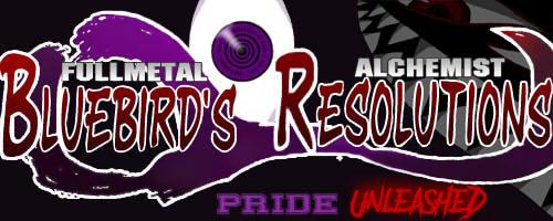 Bluebird's Resolutions: Pride Unleashed LOGO