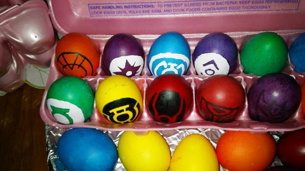 Easter Eggs of Symbols
