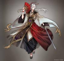 +OC - God's sword dance - 2015+