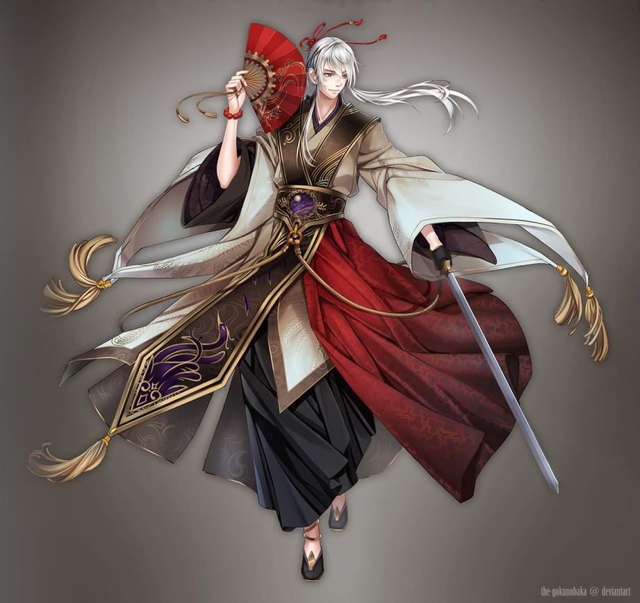 +OC - God's sword dance - 2015+ by the-gokunobaka