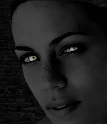 Demon Girl by Stormchaser76