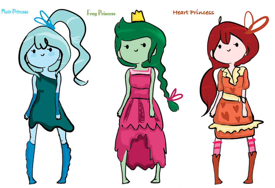 Adventure Time Adoptables-- CLOSED by aquadopts