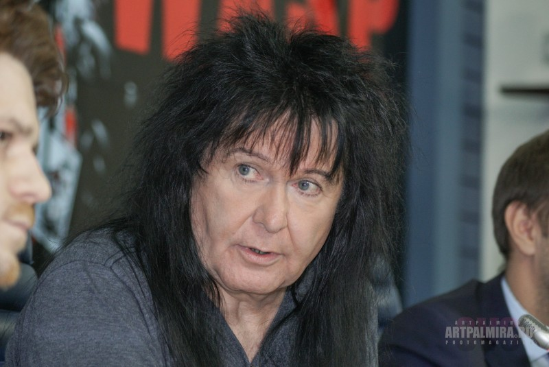 WASP (Blackie Lawless) by ArtPalmira