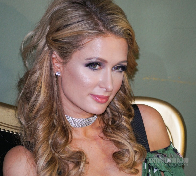 Paris Hilton by ArtPalmira
