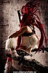 Kitty Cat Katarina Cosplay Roar. League of Legends