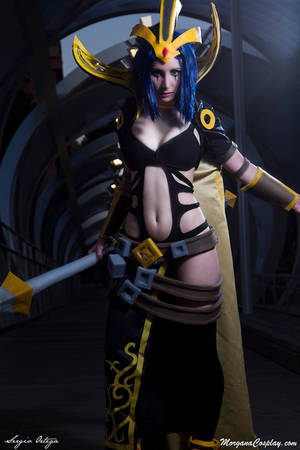 LeBlanc Cosplay. League of Legends.