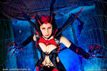Elise Cosplay. League of Legends.
