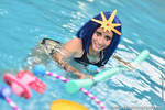 Pool Party LeBlanc. League of Legends.