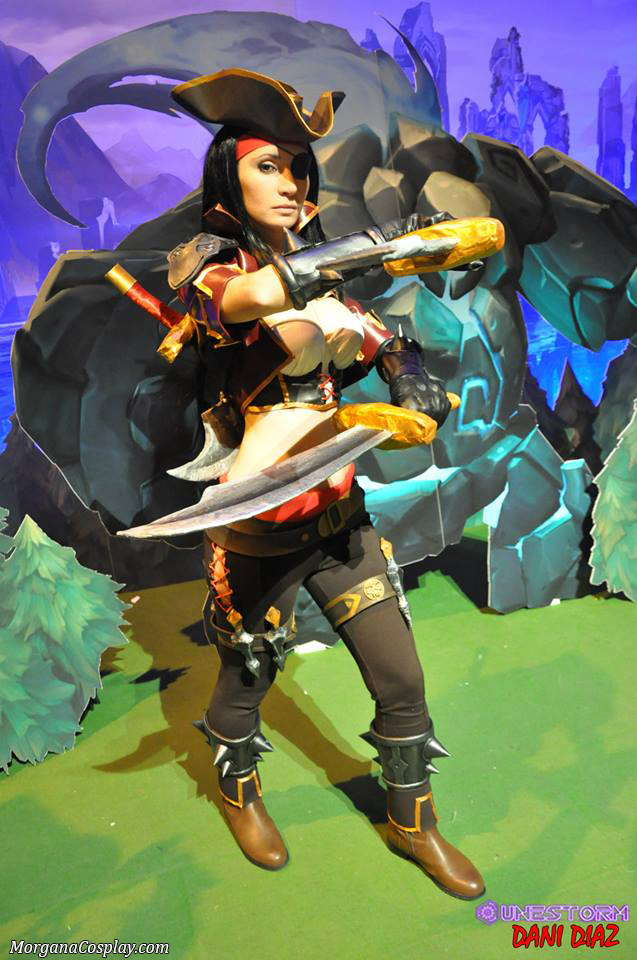 Bilgewater Katarina Cosplay, League of Legends by ...