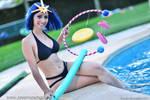 Pool Party LeBlanc. League of Legends.