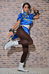 Chun Li Cosplay. Street Fighter.
