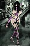 Mileena Cosplay - Mortal Kombat 9
