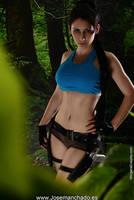 Geek and Sexy - Lara Croft by MorganaCosplay