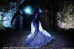 Ghost Bride Morgana Cosplay from League of Legends