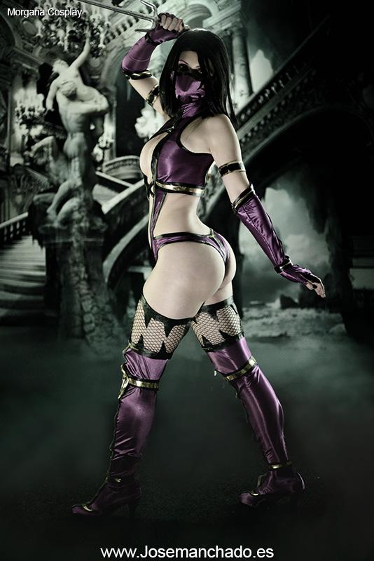 Mileena Cosplay - Mortal Kombat 9 by MorganaCosplay on ...