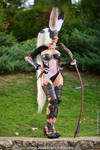 Fran Cosplay from Final Fantasy XII by MorganaCosplay
