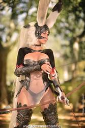 Fran Cosplay from Final Fantasy XII by MorganaCosplay