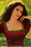 Mother Gothel Cosplay. Tangled.